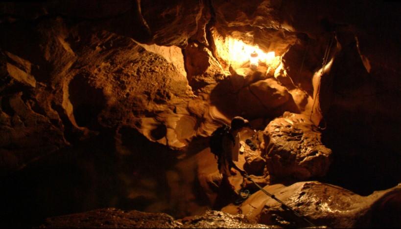 Trek through the Sumaguing caves