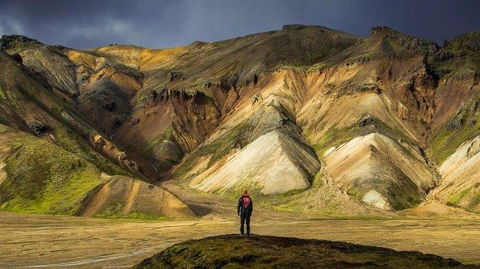 Landmannalaugar open tour