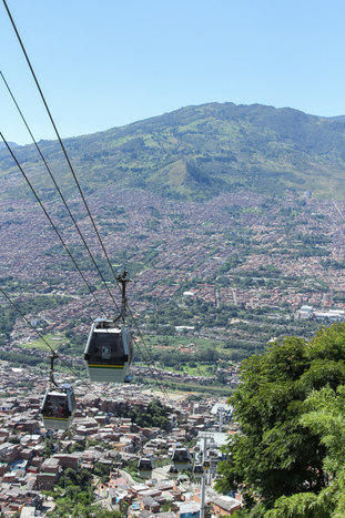 Fly to Medellin + time to explore the City of Eternal Spring