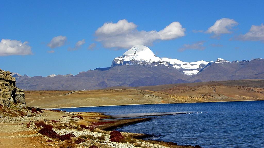 Stunning view  Mt.Kailash