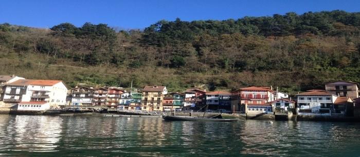 Exploring the surroundings of San Sebastian