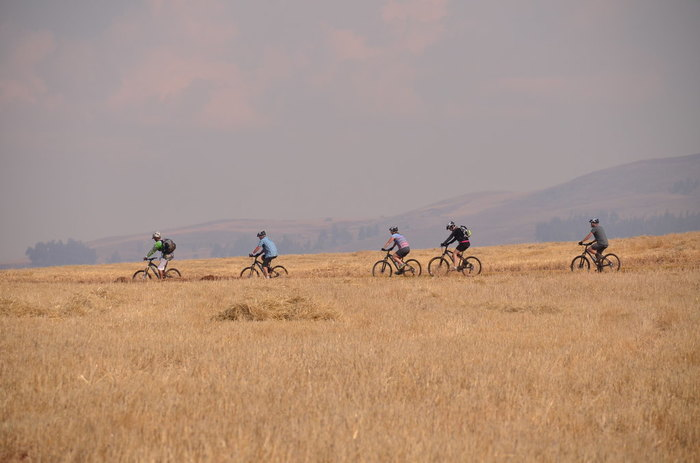 Chinchero, Maras & Moray: Mountain Biking (Full Day)