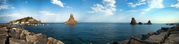 Catania and the Ciclopi Riviera