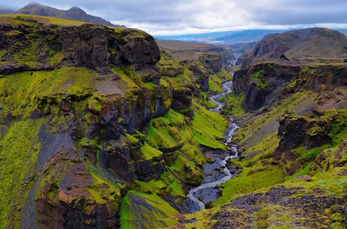 "Þórsmörk: The ""Valley of Thor"""