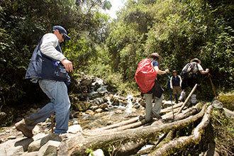 Inca Trail - Trekking along the Inca Highway
