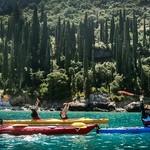Sea Kayaking on Mani Peninsula