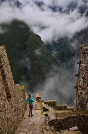 Machu Picchu Guided Tour