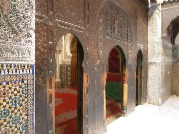 Chefchaouen to Fes
