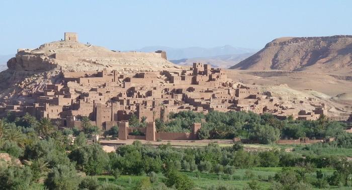 The High Atlas and Marrakech