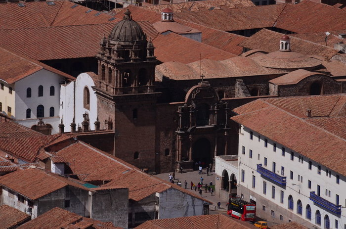 Drive to Cusco & transfer to Sacred Valley - Various stop off points along the way