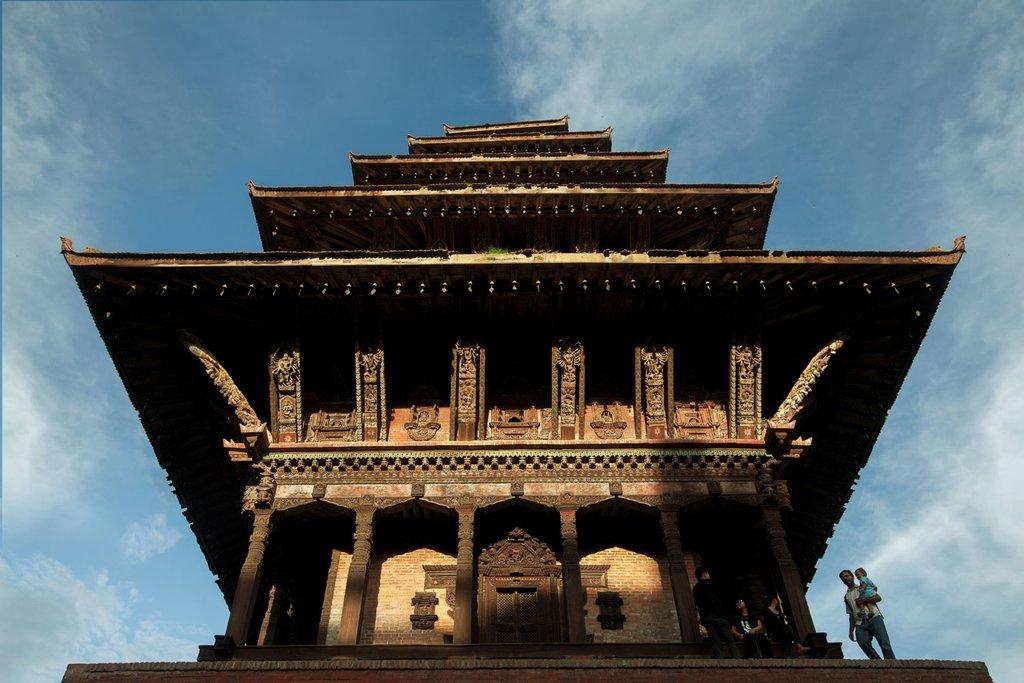 Sightseeing in the Kathmandu Valley