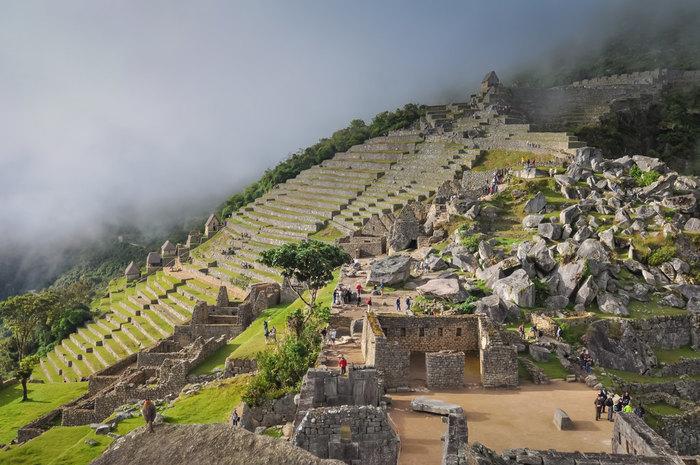Machu Picchu, photogenic angle #678!