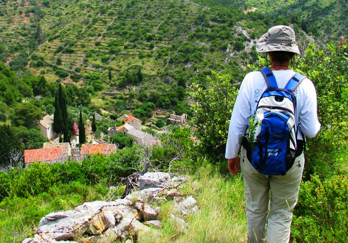 Hike through island vegetation and see more of Hvar