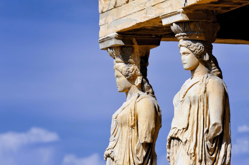 Caryatid Porch of the Erechtheion