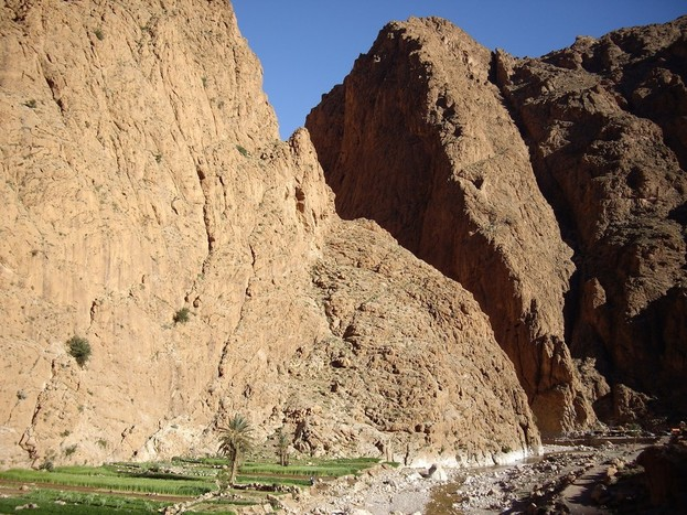 Todra Gorge, The Valley of a Thousand Kasbahs Ouarzazate