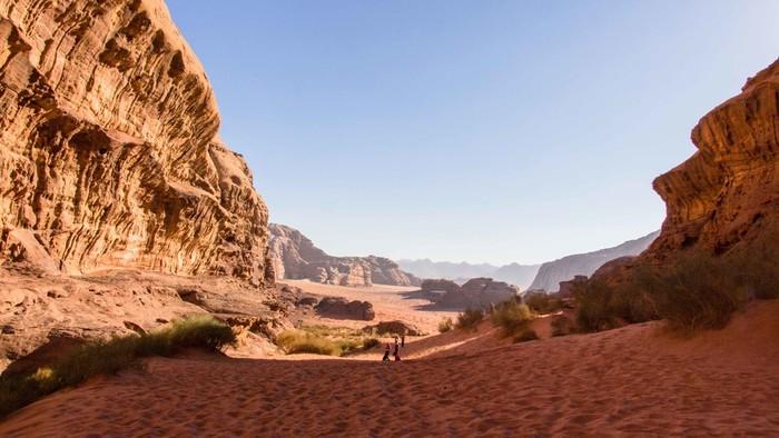 Desert tour in Wadi Rum