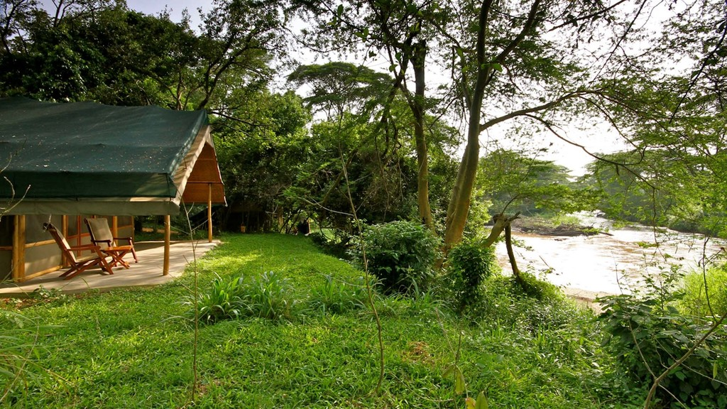 Accommodation near the Ntungwe River