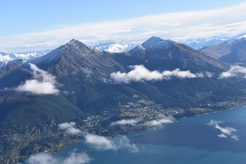 Views of Queenstown