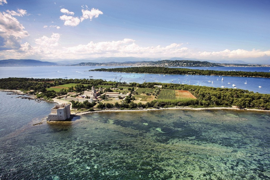 The Lérins Islands