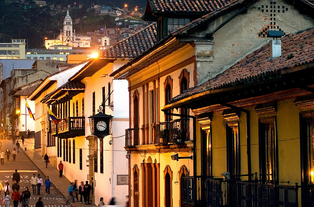 La Candelaria, Historical Center of Bogota