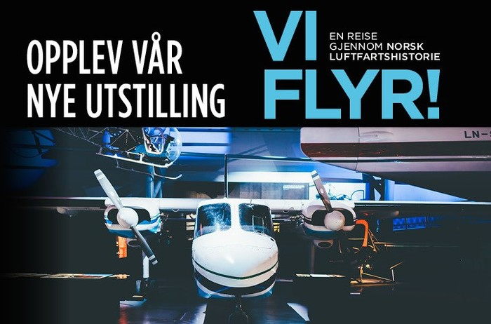Visit the Aviation Museum | Fly to Oslo