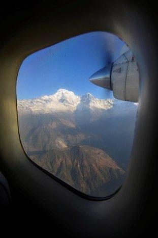 Fly to Kathmandu
