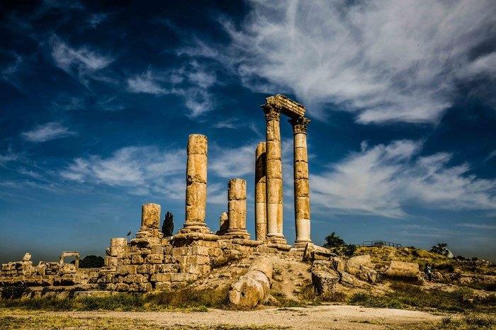 Amman City Tour - Experience the Capital