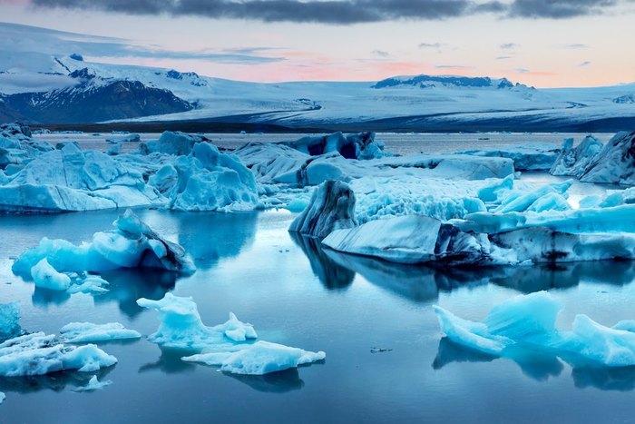 Jokulsarlon Glacier Lagoon, Diamond Beach, Skaftafell
