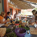 Join a cooking class in the countryside of Provence