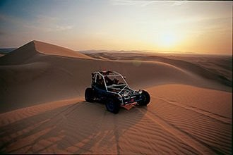 Lima to Ica - Dune Buggies and Sand Boarding