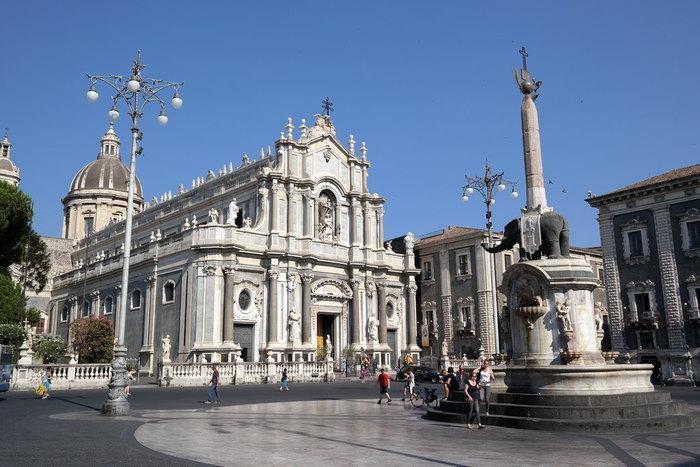 Arrival in Catania - transfer to Milazzo