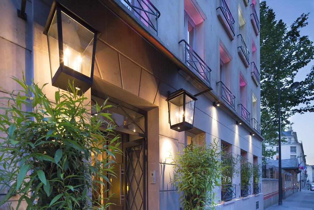 Boutique hotel in St Germain des Prés