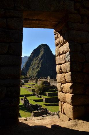 Morning visit to Ollantaytambo & afternoon in Machu Picchu