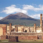 Vesuvio and Pompei