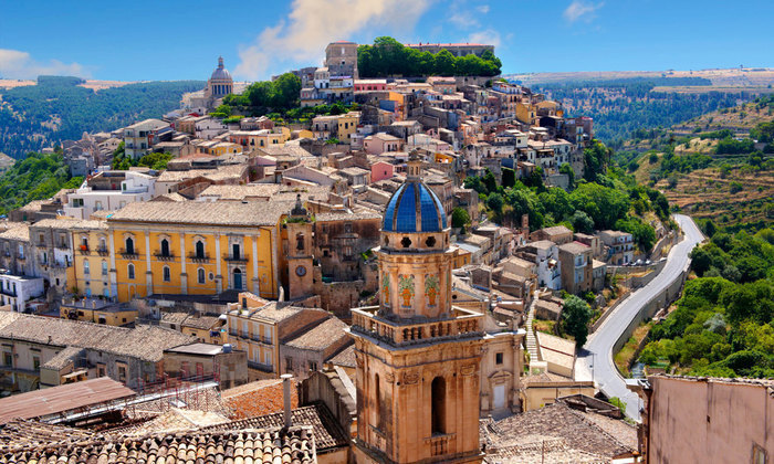The Sicilian Baroque