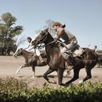 Gauchos are master horsemen