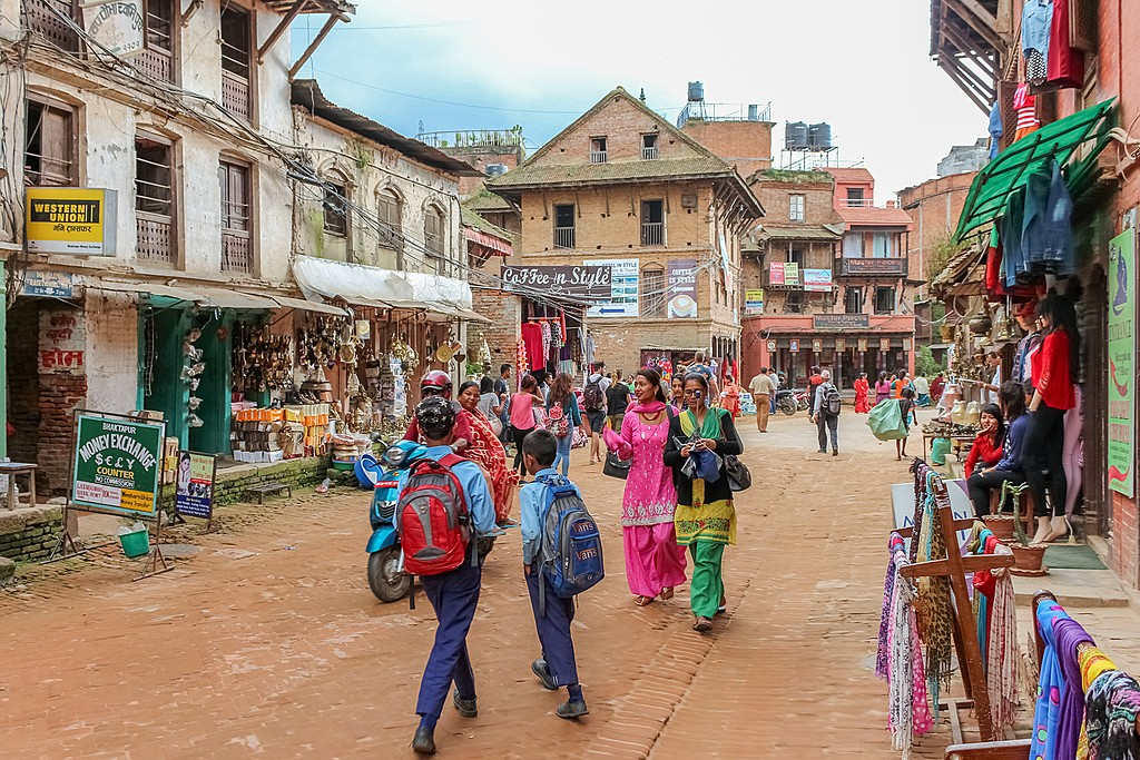 Walk the colorful streets of Nepal's capital.
