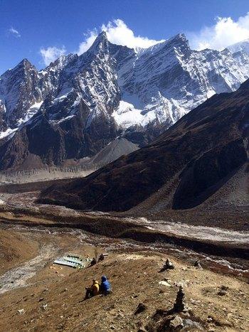 Trek to Dharamsala (4460m)