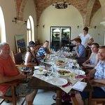Wine Tasting & Lunch near Klis Fortress