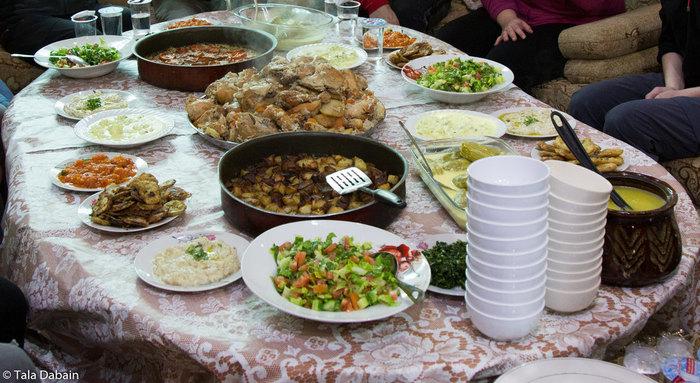 Amman - Jerash - Ajloun - Meal in Family Home - Amman
