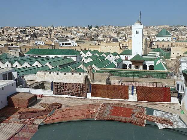 Arrival in to Fes