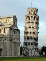 Lucca and Pisa
