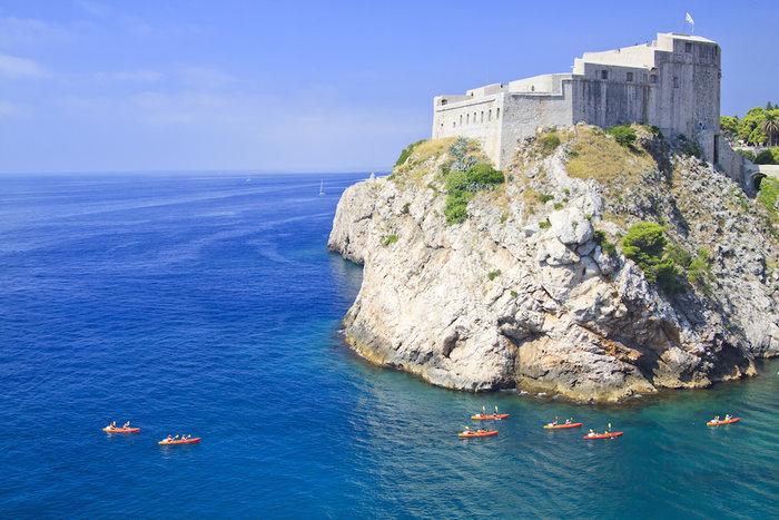 Depart Dubrovnik