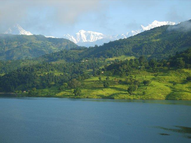 Drive to Pokhara
