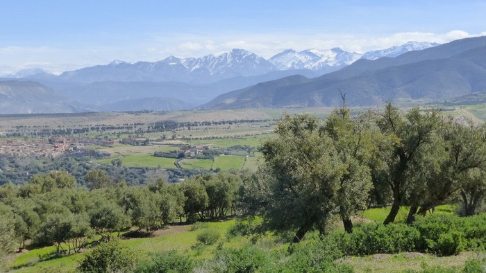 Hiking in the High Atlas