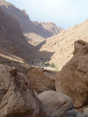 Merzouga to Todra to Ouarzazate to Ait Benhaddou