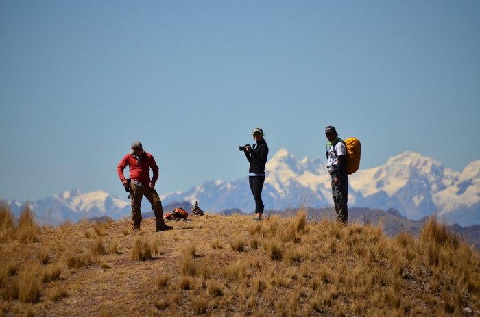 Huchuy Qosqo: Day hike