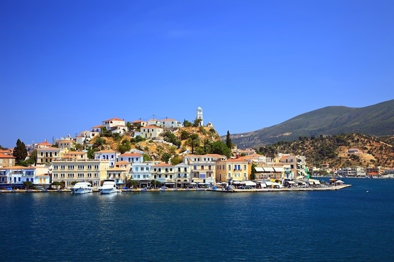 Poros, Saronic Islands