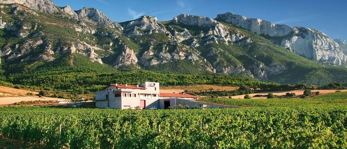 The amazing contrast between Basque Country and Rioja