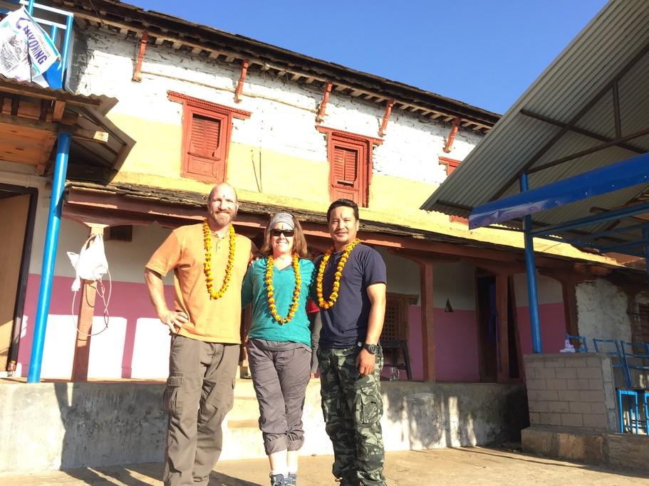 Lwang village homestay